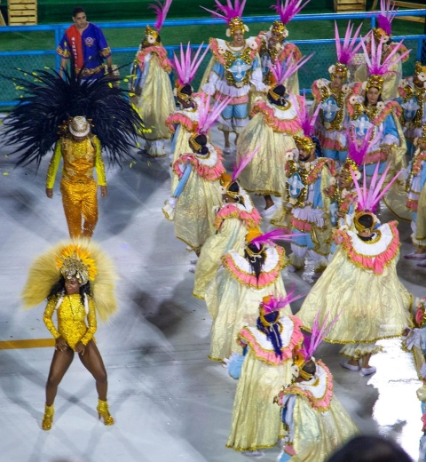 Rio Carnaval: The biggest show on earth