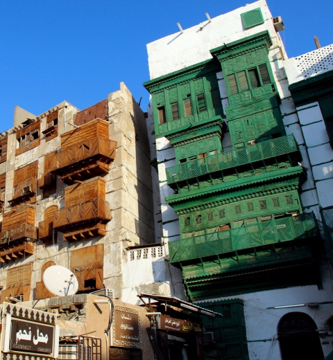 Al-Balad: Journey into the heart of old Jeddah